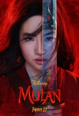 BLU-RAY Film - Mulan - Steelbook
