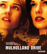 BLU-RAY Film - Mulholland Drive