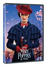 DVD Film - Návrat Mary Poppins