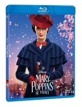 BLU-RAY Film - Návrat Mary Poppins