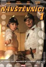 Obrázok - Návštevníci DVD I. (papierový obal)