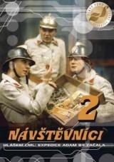 Obrázok - Návštevníci DVD II. (papierový obal)