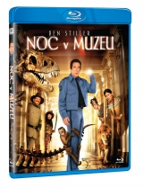 BLU-RAY Film - Noc v múzeu (Blu-ray)