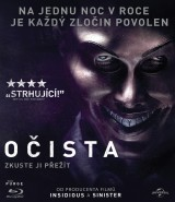 BLU-RAY Film - Očista
