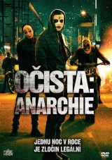 DVD Film - Očista: Anarchia