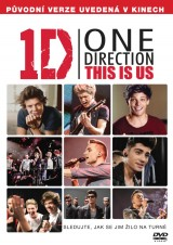 DVD Film - One Direction: This Is Us