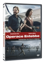 DVD Film - Operácia Entebbe