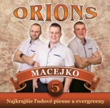 CD - ORIONS - 5 Macejko