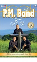 DVD Film - P.M.BAND - To nej 1 CD +1 DVD