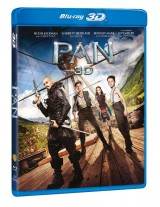 BLU-RAY Film - PAN: Cesta do Krajiny-Nekrajiny - 2D/3D