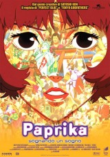 DVD Film - Paprika