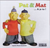 Kniha - Pat a Mat... A je to! 1CD