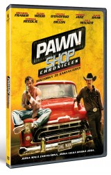 DVD Film - Pawn Shop Chronicles: Historky ze zastavárny
