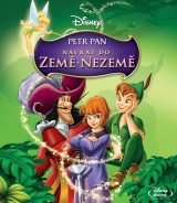BLU-RAY Film - Peter Pan: Návrat do Krajiny Nekrajiny
