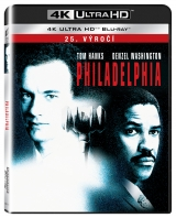 BLU-RAY Film - Philadelphia  (UHD+BD)