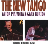 CD - Piazzolla Astor & Gary Burton : New Tango / Recorded Live In Montreux Ft. Fernando Paz & P. Ziegler