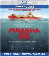 BLU-RAY Film - Piraňa 2D + 3D (Bluray)