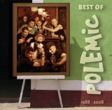 CD - POLEMIC  - BEST OF 1988 - 2008 (REEDÍCIA)