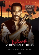 DVD Film - Policajt v Beverly Hills