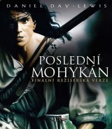 BLU-RAY Film - Posledný Mohykán (Definitive Director´s Cut)