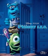 BLU-RAY Film - Príšerky s. r. o. - Disney (Bluray)
