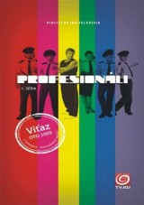 DVD Film - Profesionáli (TV seriál) (3DVD)