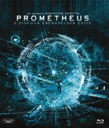BLU-RAY Film - Prometheus 3D (3 Bluray)