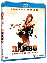 BLU-RAY Film - Rambo 1-3