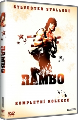 DVD Film - Rambo 1-3