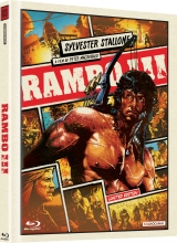 BLU-RAY Film - Rambo 3 (digibook)