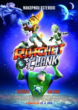 DVD Film - Ratchet a Clank: Strážcovia galaxie