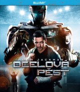 BLU-RAY Film - Real Steel: Ocelová pěst