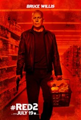BLU-RAY Film - Red 2