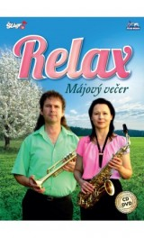 DVD Film - Relax - Májový večer 1 CD + 1 DVD