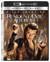 BLU-RAY Film - Resident Evil: Afterlife UHD + BD