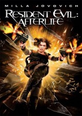 DVD Film - Resident Evil: Afterlife