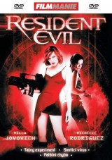 Obrázok - Resident Evil (papierový obal)