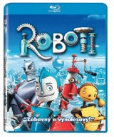 BLU-RAY Film - Roboti (Blu-ray)