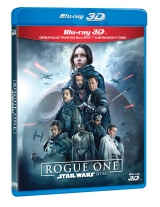 BLU-RAY Film - Rogue One: Star Wars Story - 3D/2D