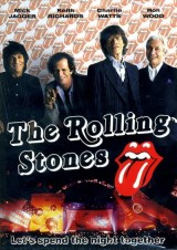 DVD Film - Rolling Stones: Let´s Spend the Night Together