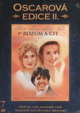 DVD Film - Rozum a cit (pap. box)