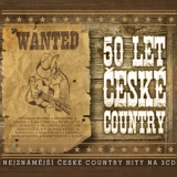 CD - RUZNI/POP NATIONAL - 50 LET CESKE COUNTRY (3 CD)