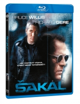 BLU-RAY Film - Šakal