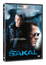 DVD Film - Šakal