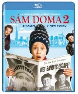 BLU-RAY Film - Sám doma 2 - Stratený v New Yorku (Blu-ray)
