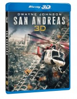 BLU-RAY Film - San Andreas - 3D/2D (2 Bluray)