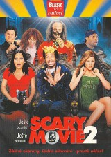 DVD Film - Scary Movie 2 (papierový obal)