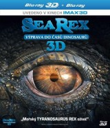 BLU-RAY Film - SeaRex 3D: Výprava do časů dinosaurů (Bluray)