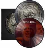 LP - SEPULTURA - QUADRA (PICTURE DISC) - 2LP