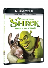 BLU-RAY Film - Shrek 2BD (UHD+BD)